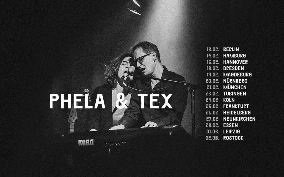 Phela und Tex