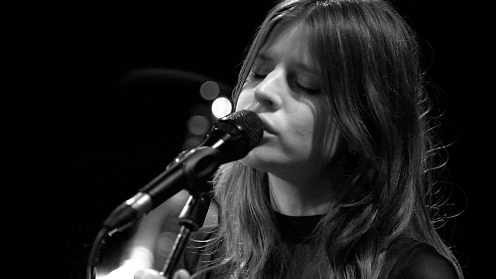 Sophie Rose singing
